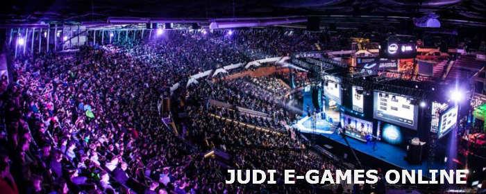 judi E-Games terpercaya