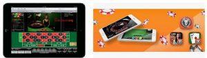 live casino online mobile